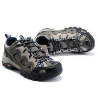 Graue Schuhe XXL